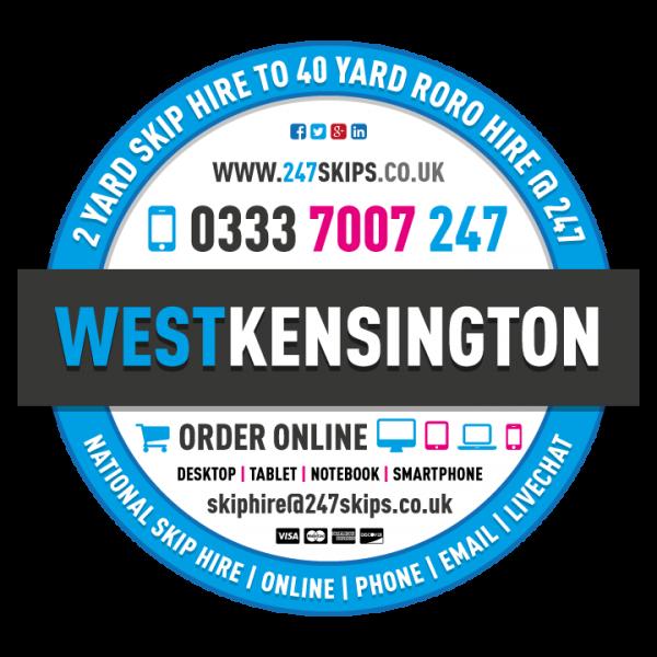 West Kensington Skip Hire