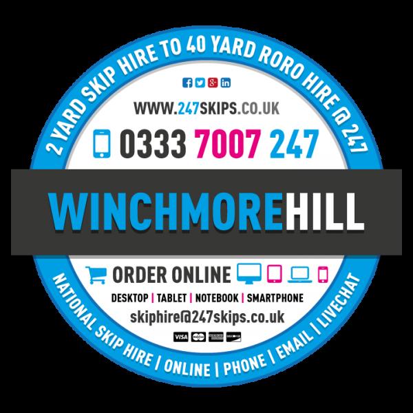 Winchmore Hill Skip Hire