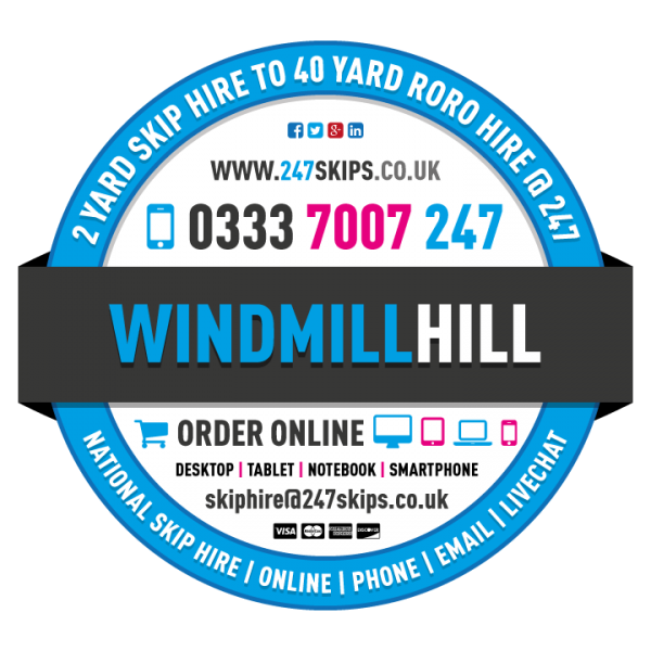 Windmill Hill Skip Hire