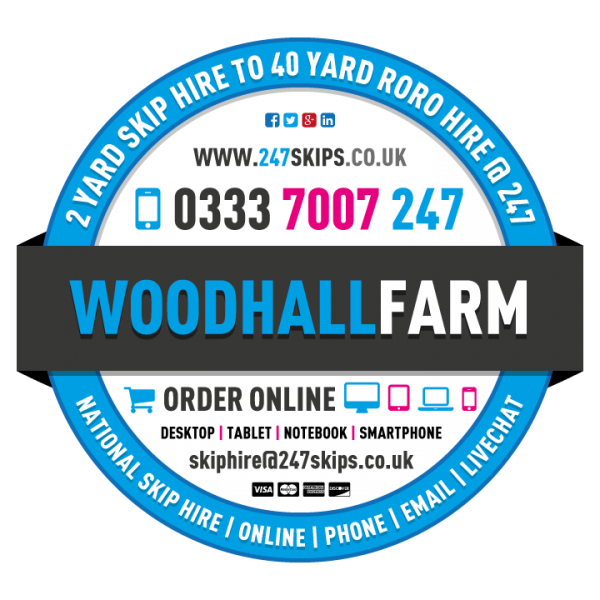 Woodhall Farm Skip Hire